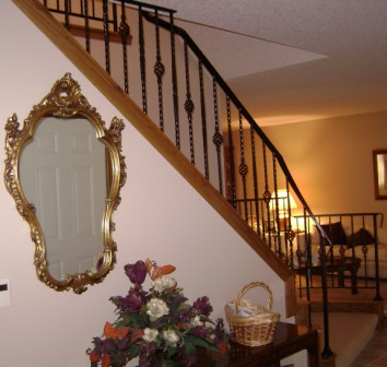 with our one of a kind spiral staircases handrails and drive gates